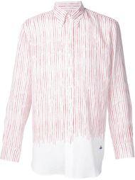 рубашка в полоску Vivienne Westwood Man