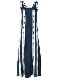 платье с вышивкой  Alexander Wang
