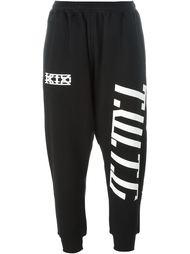 спортивные брюки с логотипом  KTZ