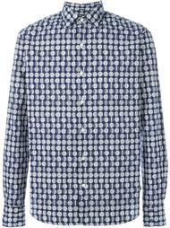 рубашка с принтом  Gabriele Pasini