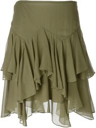 юбка с панельным дизайном  Polo Ralph Lauren