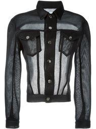 сетчатая куртка  Christopher Shannon