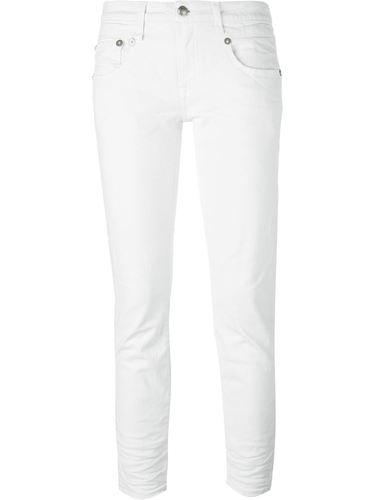 эластичные джинсы скинни R13