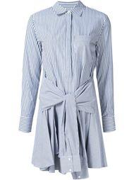 платье-рубашка в полоску Derek Lam 10 Crosby