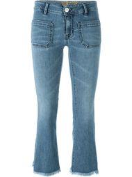 укороченные джинсы 'Ella'  Don't Cry