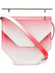 сумка-тоут с металлической ручкой M2malletier