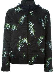 куртка 'Iris' с узором Moncler Gamme Rouge