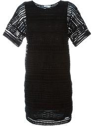 кружевное платье  Vince