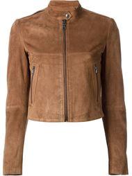замшевая куртка Theory
