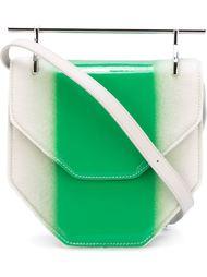 сумка-тоут в стиле колор-блок  M2malletier