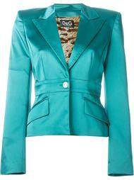 приталенный пиджак Dolce & Gabbana Vintage