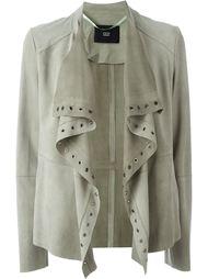 кожаный пиджак Steffen Schraut