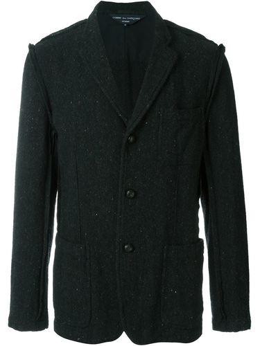 пиджак с открытой строчкой Comme Des Garçons Vintage