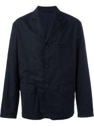 пиджак с контрастной вставкой  Marni