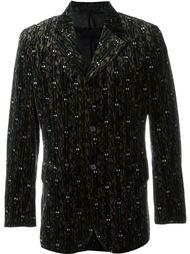 велюровый пиджак Comme Des Garçons Vintage