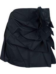 юбка в стиле оригами Issey Miyake