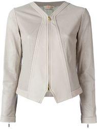 куртка 'Nicki' с перфорированным дизайном  Tory Burch