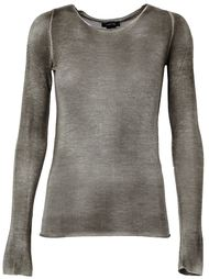 облегающий свитер Avant Toi