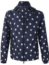 куртка с принтом звезд Moncler