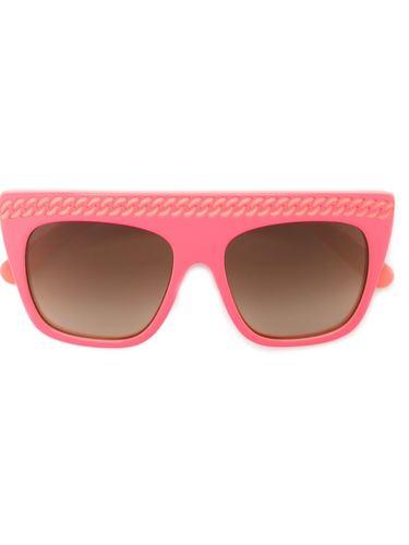 солнцезащитные очки 'Falabella' в квадратной оправе Stella McCartney