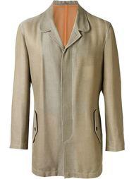 сетчатый пиджак Comme Des Garçons Vintage