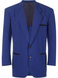 пиджак с подплечниками Comme Des Garçons Vintage