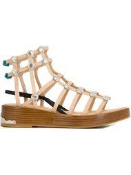 гладиаторские сандалии Toga
