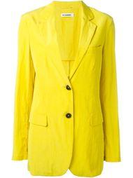 пиджак с застежкой на две пуговицы Jil Sander