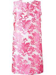 жаккардовое платье  Versace
