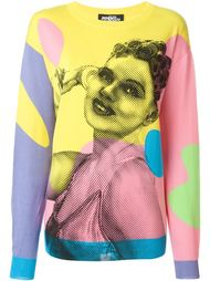 свитер с принтом Jeremy Scott