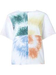 футболка с принтом тай-дай Rosie Assoulin
