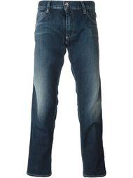 джинсы кроя слим  Emporio Armani