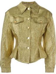 куртка с люрексом Jean Paul Gaultier Vintage
