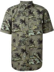 рубашка с короткими рукавами Carhartt