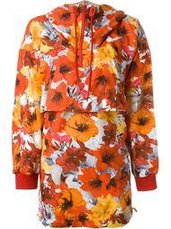 парка 'Run blossom flower' с принтом Adidas By Stella Mccartney