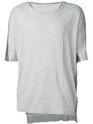 свободная футболка  Taichi Murakami