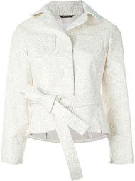 куртка с потрескавшимся эффектом Maison Margiela