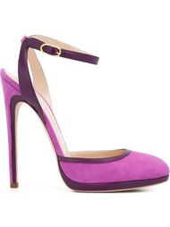 туфли с ремешком на щиколотке 'Frangipani'  Chloe Gosselin