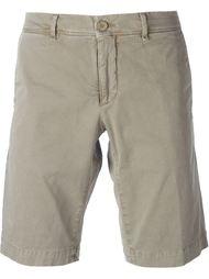 классические плотные шорты Moncler