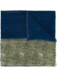 шарф с вышивкой  Al Duca D'Aosta 1902