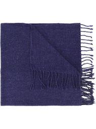 шарф с бахромой Al Duca D'Aosta 1902