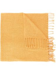 вязаный шарф с бахромой  Al Duca D'Aosta 1902