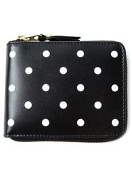 кошелек 'Polka Dots Printed' Comme Des Garçons Wallet