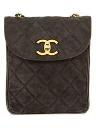 сумка на плечо с цепочной лямкой Chanel Vintage