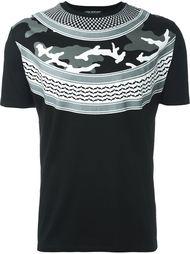 футболка с принтом  Neil Barrett