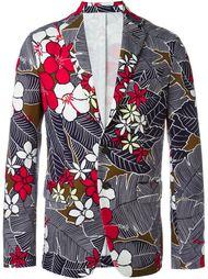 пиджак с цветочным принтом Dsquared2