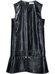 платье-шифт без рукавов Courrèges