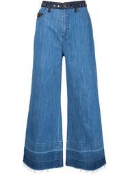 укороченные джинсы 'Domino Gem' Sonia Rykiel