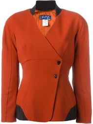 двубортный пиджак Thierry Mugler Vintage