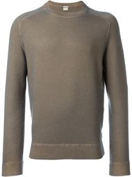 свитер с круглым вырезом   Massimo Alba